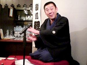 【第7回賞味会】「第2回瀧川鯉橋落語の夕べ」