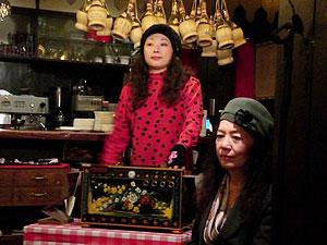 【第8回賞味会】淺草十一寸さんの手回しオルガンと料理