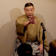 【第29回賞味会】第8回 瀧川鯉橋落語の夕べ(演目:片棒)