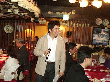【第9回賞味会】原田玲仁さんによる『映画と料理の素敵な関係』