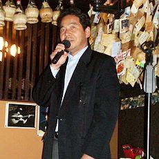 【第12回賞味会】日本のイタリアワインのパイオニア『 林 茂氏と楽しむワインの夕べ 』