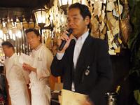 【第18回賞味会】日本のイタリアワインのパイオニア『 林 茂氏と楽しむワインの夕べ 』