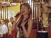 【第28回賞味会】飯倉亜希さんのカンツォーネを聴きながら