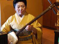 【第30回賞味会】津軽三味線と民謡の夕べ」