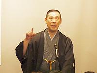 【第48回賞味会】第14回瀧川鯉橋落語の夕べ(演目:里帰り)