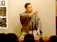 【第51回賞味会】第15回瀧川鯉橋落語の夕べ( 演目:鹿政談)