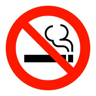 店内全席禁煙のお知らせ